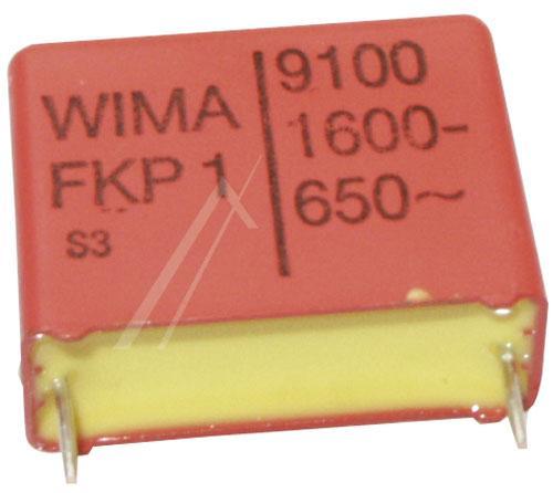 9.1nF | 1600V Kondensator impulsowy FKP1 WIMA,0
