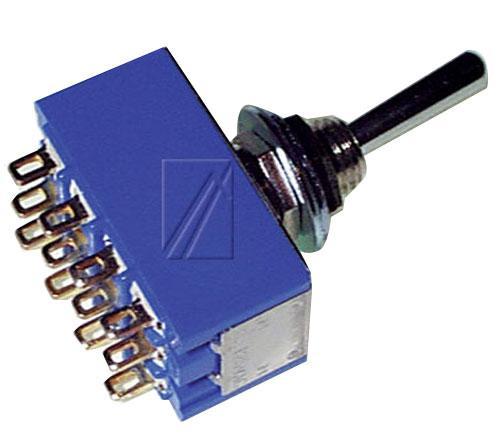 MS500R mikroprzełącznik wł/wył/wł 4 sekcje,0