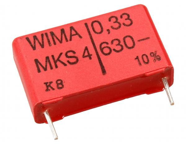 0.33F | 630V Kondensator impulsowy MKS4 WIMA,0
