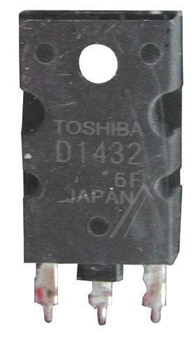 2SD1432 Tranzystor 2-16D3A (NPN) 1500V 6A,0