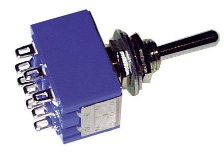 MS500M mikroprzełącznik wł/wył 3 sekcje,0