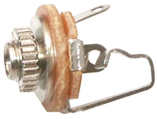 Gniazdo JACK 2.5mm (mono)   montażowe,0