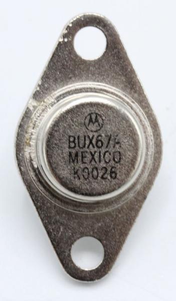 BUX67A Tranzystor TO66 (npn) 275V 2A 15MHz,0