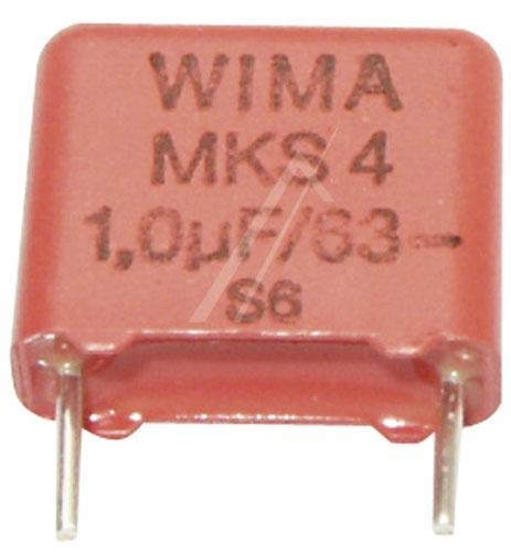 1uF | 63V Kondensator impulsowy MKS4 WIMA,0