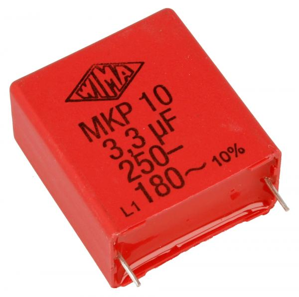 3.3nF | 250V Kondensator impulsowy MKP10 WIMA 34.5mm,0