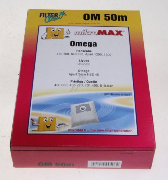 Worek do odkurzacza OM50M 4szt. FL0019K,0