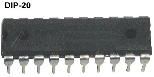 ADC0804 Układ scalony IC,0