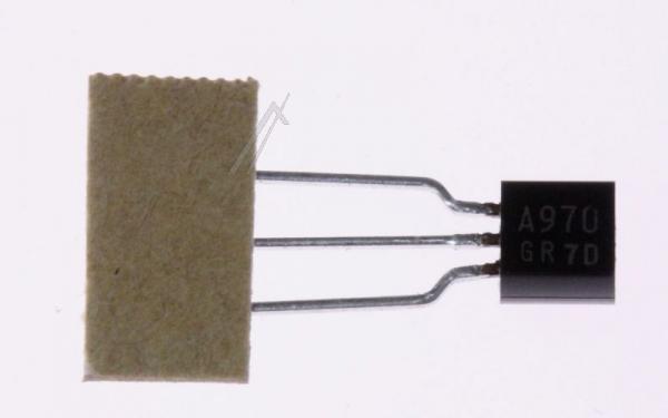 2SA970 2SA970 Tranzystor TO-92 (PNP) 120V 0.1A 100MHz,0