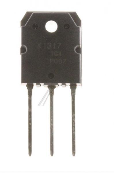 2SK1317 Tranzystor (N-CHANNEL) 1500V 2.5A,0
