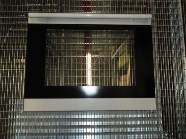 Drzwi kompletne do piekarnika Amica 9035807,0