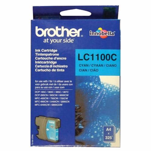Tusz cyan do drukarki  LC1100C,0