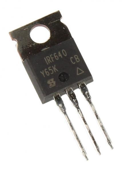 IRF640 Tranzystor TO-220AB (n-channel) 200V 18A 5MHz,0