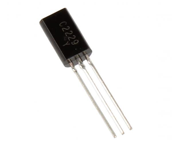 2SC2229 Tranzystor TO-92 (npn) 150V 0.05A 120MHz,0