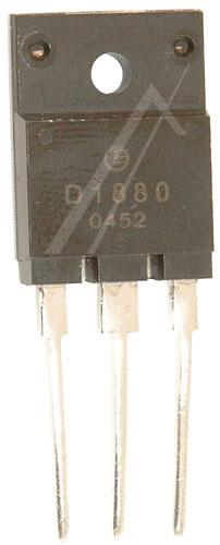 2SD1880 Tranzystor TO-3P (npn) 800V 8A 10MHz,0