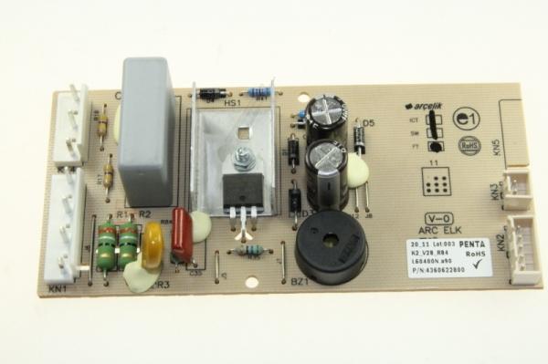 4360622800 Moduł elektroniczny ARCELIK,0
