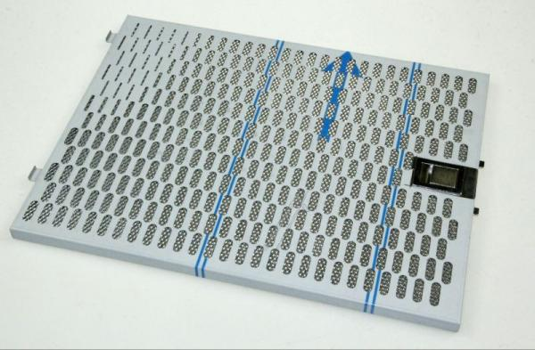 Filtr przeciwtłuszczowy (aluminiowy) do okapu 354643,0