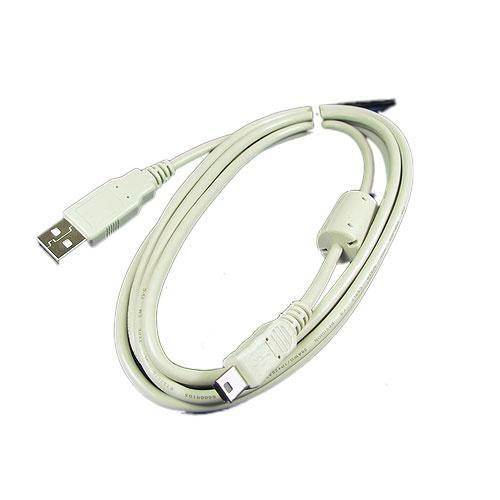 Kabel 1.6m USB A - USB B mini (wtyk/ wtyk) K2KYYYY00050,0