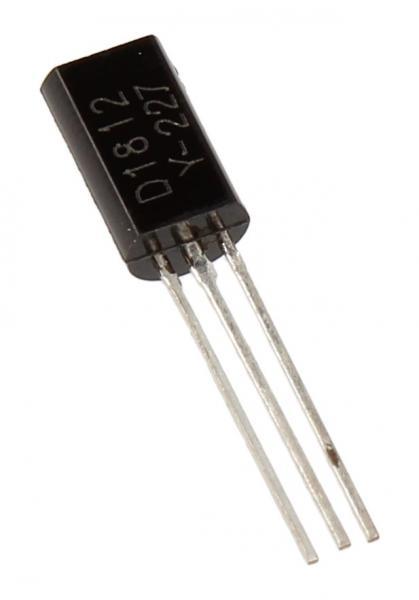 2SD1812 Tranzystor TO-92 (npn) 160V 1.5A 80MHz,0