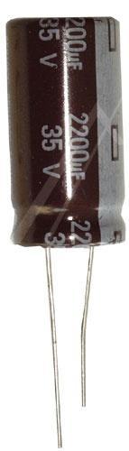 2200uF   35V Kondensator elektrolityczny 105°C 25mm/16mm,0