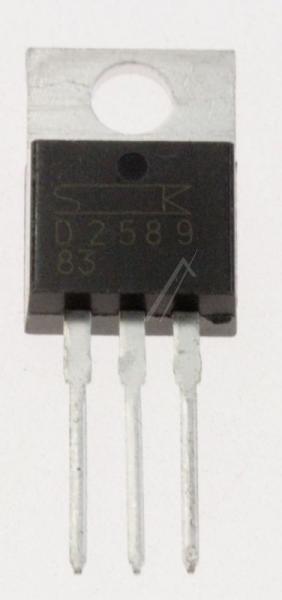2SD2589 Tranzystor TO-220 (npn) 110V 6A 60MHz,0