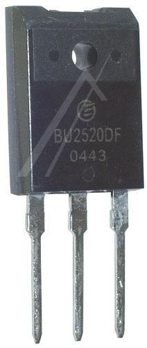 BU2520DF Tranzystor SOT-199 (npn) 800V 10A 3MHz,0