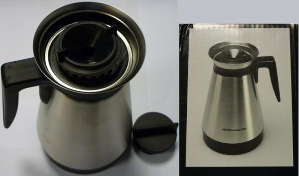 Termos | Dzbanek termiczny do ekspresu do kawy 59861,0