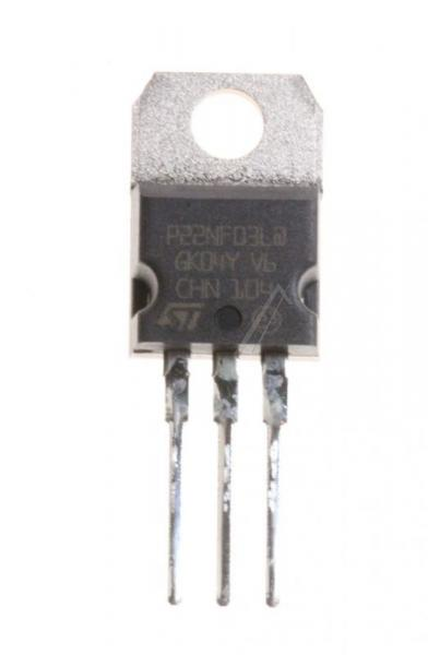 STP22NF03L Tranzystor TO-220 (n-channel) 30V 22A 250MHz,0