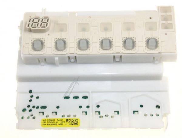 Programator | Moduł sterujący (w obudowie) skonfigurowany do zmywarki 00609420,0