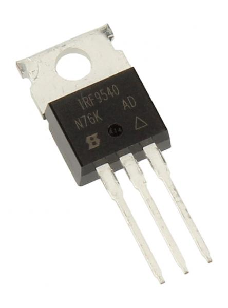 IRF9540 Tranzystor TO-220 (p-channel) 100V 19A 15MHz,0