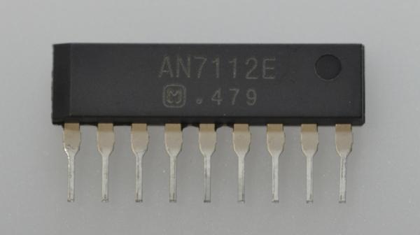 AN7112E Układ scalony IC,0