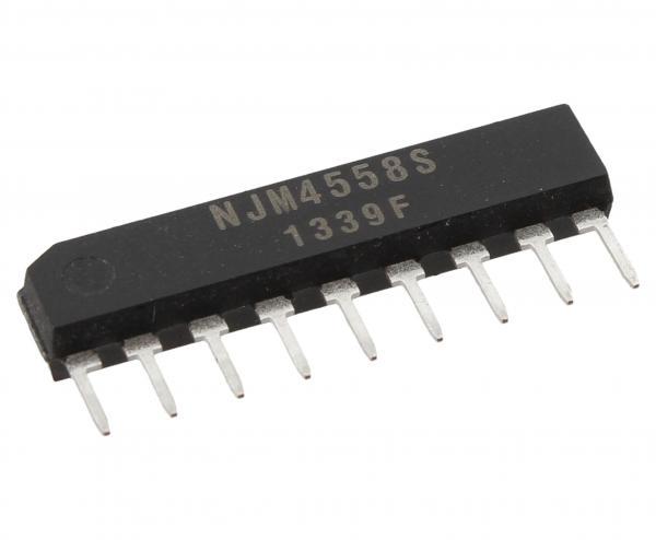 NJM4558S Układ scalony IC,0