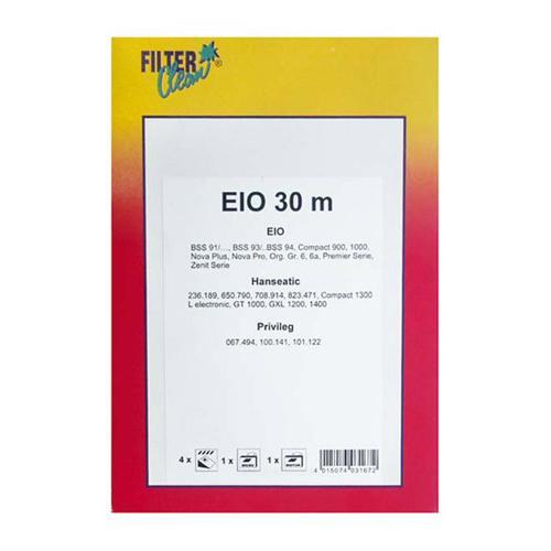 Worek do odkurzacza EIO30M 4szt. (+2 filtry) FL1019K,0
