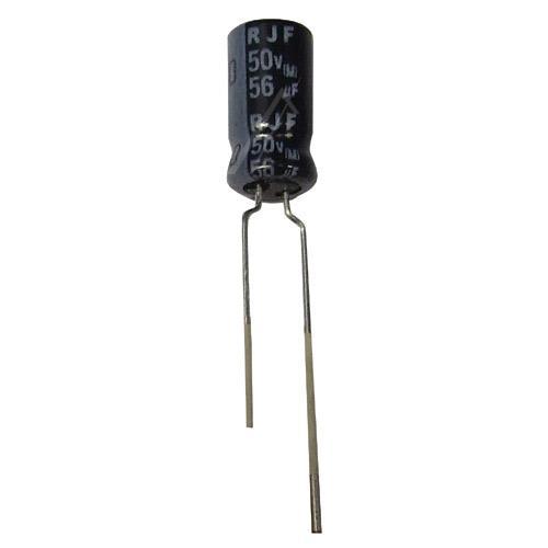 56uF   50V Kondensator elektrolityczny 105°C F2A1H5600009,0