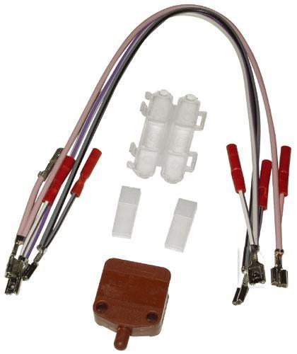 Przełącznik blokady drzwi do zmywarki Siemens 00019316,0