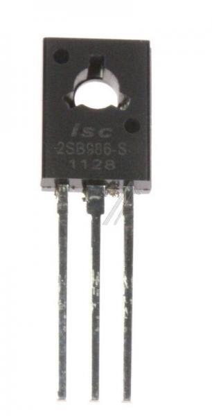 2SB986 Tranzystor TO-126 (pnp) 50V 4A 150MHz,0