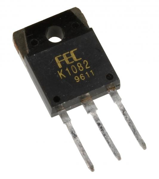 2SK1082 Tranzystor TO-3P (n-channel) 900V 6A 9MHz,0