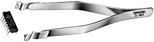 2601 pinceta do układów scalonych 125mm bernstein BERNSTEIN,0