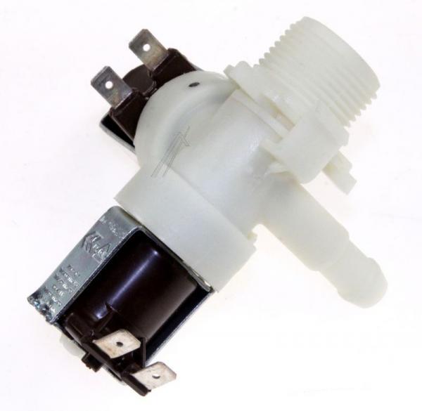 Elektrozawór pojedynczy do zmywarki Whirlpool 481228128017,0