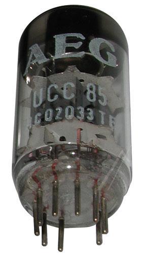 UCC85 lampa elektronowa,0