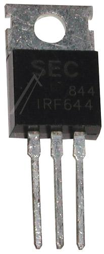 IRF644 Tranzystor TO-220 (n-channel) 250V 14A 41MHz,0