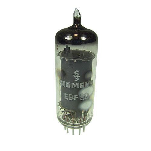 Lampa elektronowa EBF80,0
