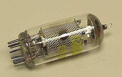Lampa elektronowa EF89,0