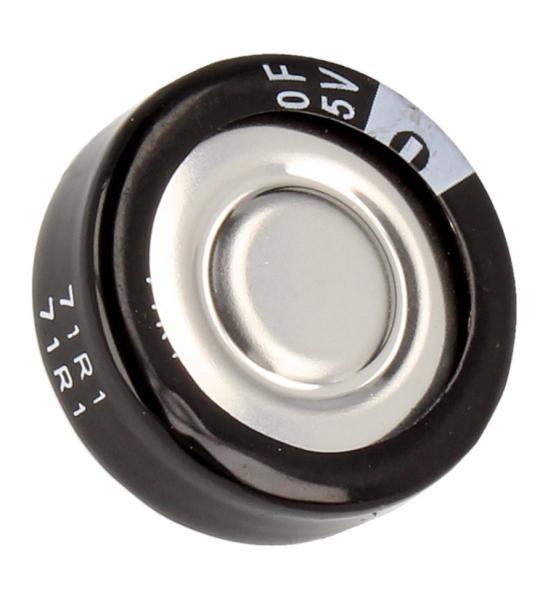 1F | 5.5V Kondensator elektrolityczny back-up 85°C PANASONIC 15mm/20mm,0