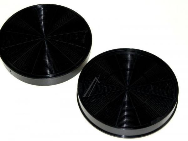 Filtr węglowy aktywny aktywny w obudowie do okapu Siemens 00668492,0