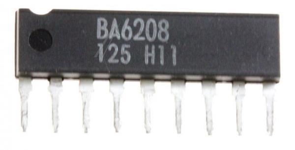 BA6208 Układ scalony IC,0