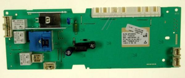 Moduł elektroniczny skonfigurowany do pralki 00668819,0