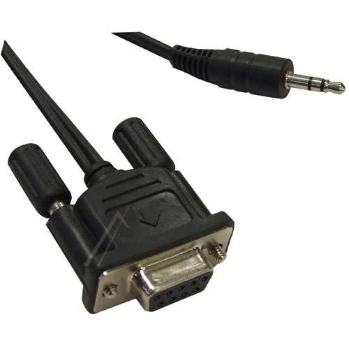 Kabel JACK 3.5mm - COM (wtyk/ wtyk) HU0130200004,0