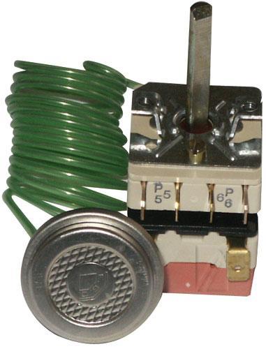 Termostat z regulacją do pralki Whirlpool 481228238005,0