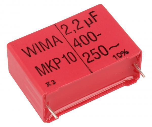 2.2uF   400V Kondensator impulsowy MKP10 WIMA 29mm,0