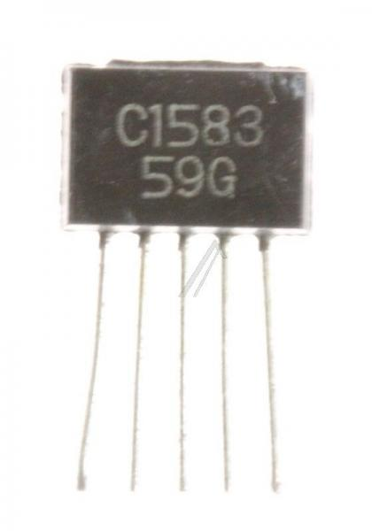 2SC1583 Tranzystor SP-1 (npn) 50V 0.1A 150MHz,0